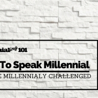 Millennially Speaking